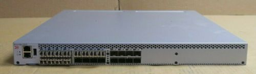 Brocade 6505 Dell 88NXW 24-Port 16Gb FC Switch DL-6505-12-8G-0R 12-Port Active